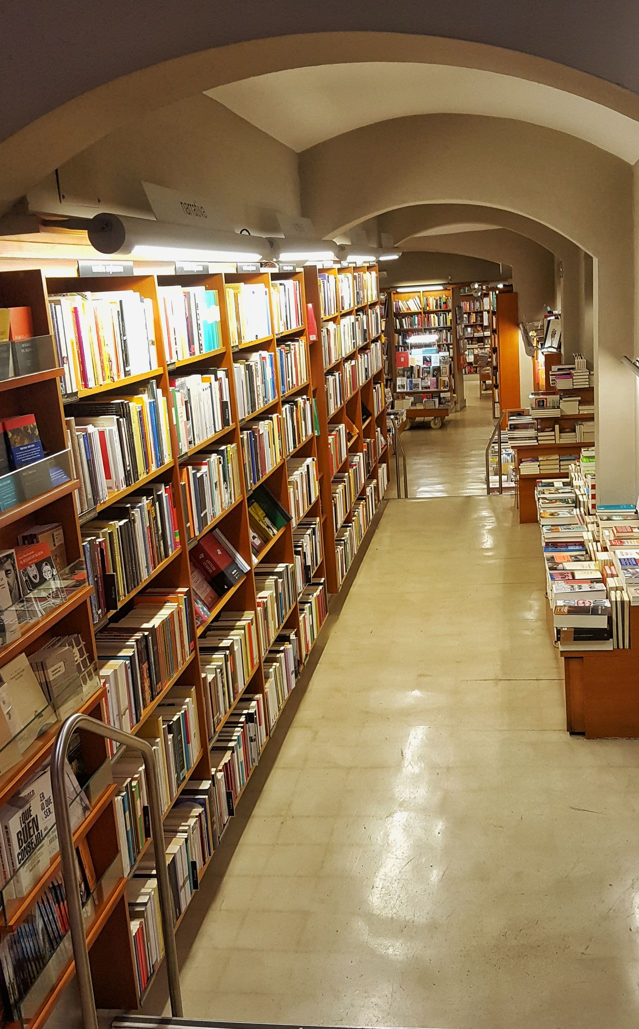 Mi tunel preferido , regalos para los que quiero....🎁🎁🎁Finding New Frontiers Bookshelf Large Group Of Objects Indoors  Library No People Bookstore Books ♥ Books Book Store Book Collections Here And Now