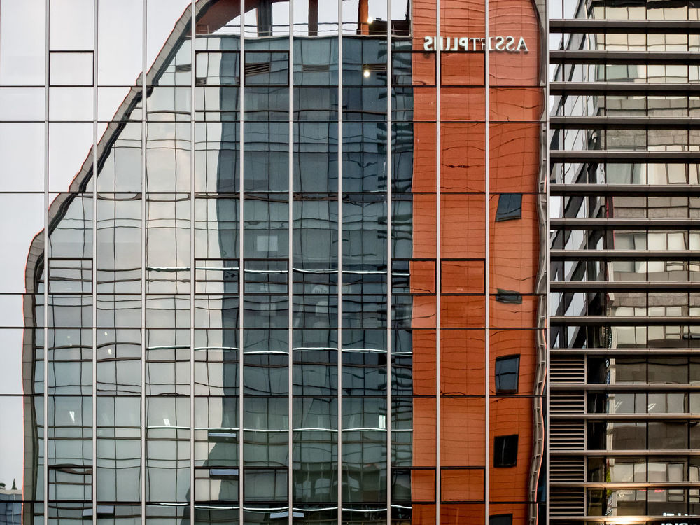 Pangyo Seoul Korea EyeEm Korea Urban Geometry Reflection Architecture Urban Landscape Olympus OM-D E-M5 Mk.II Urbanexploration
