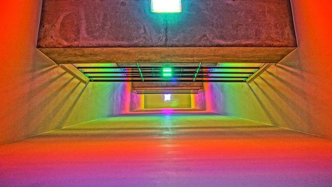 Colors Color Portrait Colorful Light Colors Light JCC Art Center Ando Tadao Architecture