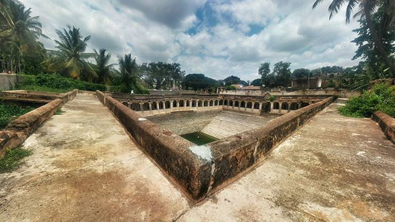 Temple Holywater  India Kalyani Mobilephotography Snapseed LGG2 Tumakuru Gubbi Itsweekend