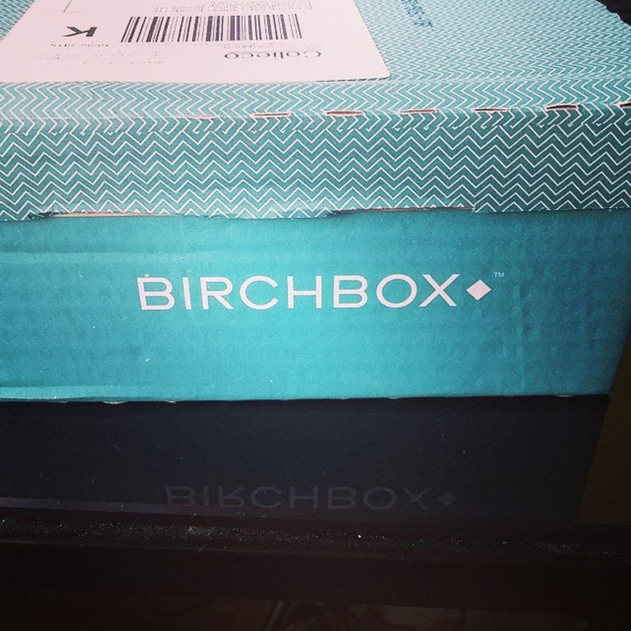 Première Birchbox enfin reçu ! :D Birchbox Birchboxjuin 2015  LaToutePremiere Abonnement