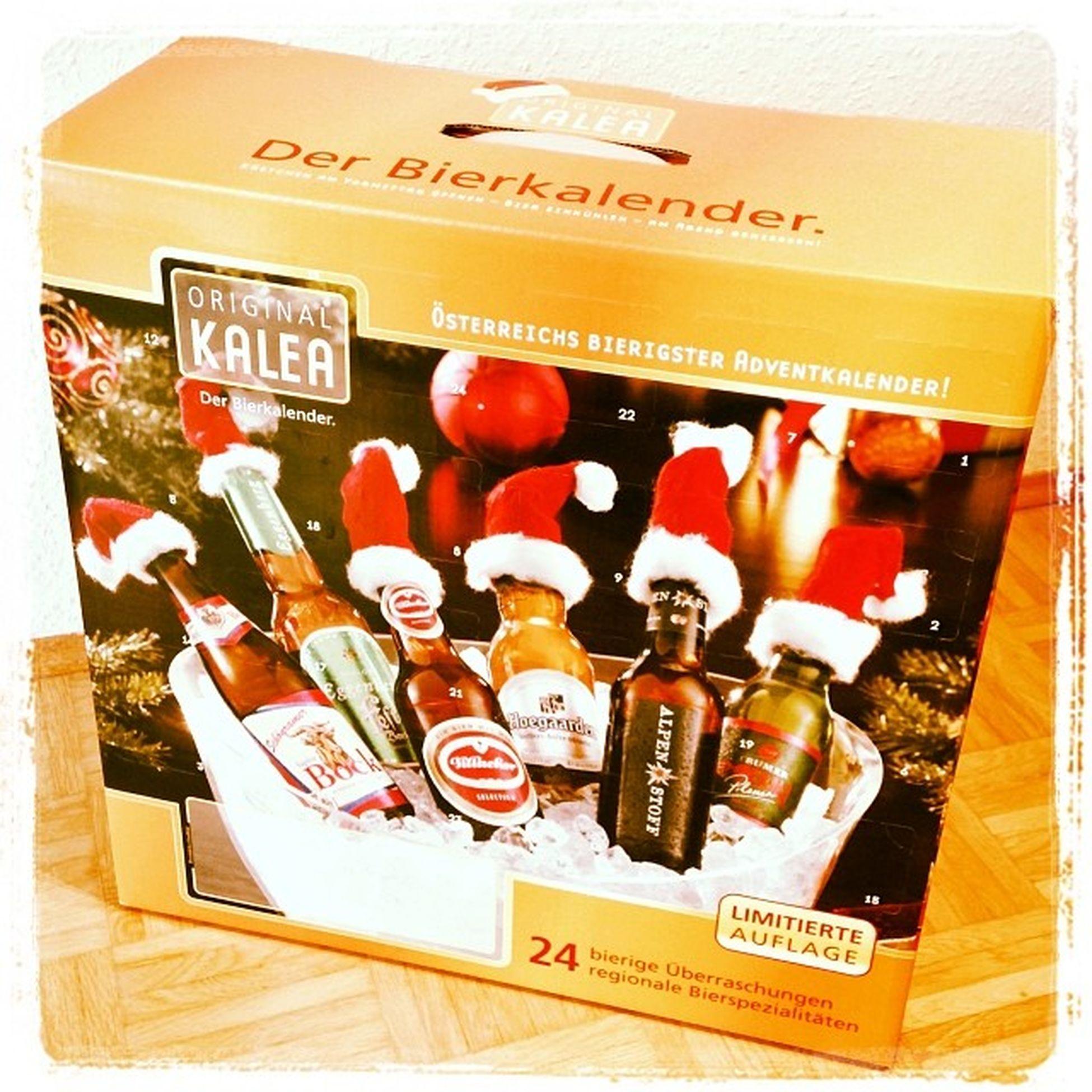 Was ich noch sagen wollte, mein Adventskalender ist da! #hach Bierkalender Beer Christmas Advent Weihnachten Adventskalender Hach Bier Austria Austrian Adventcalendar Beercalendar Kalea Adventkalender Oesterreichisch