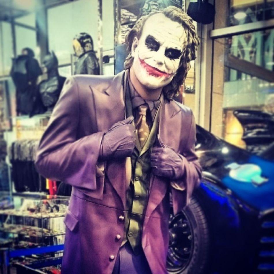 Joker Superheroshopkl Whysoserious Pavillon