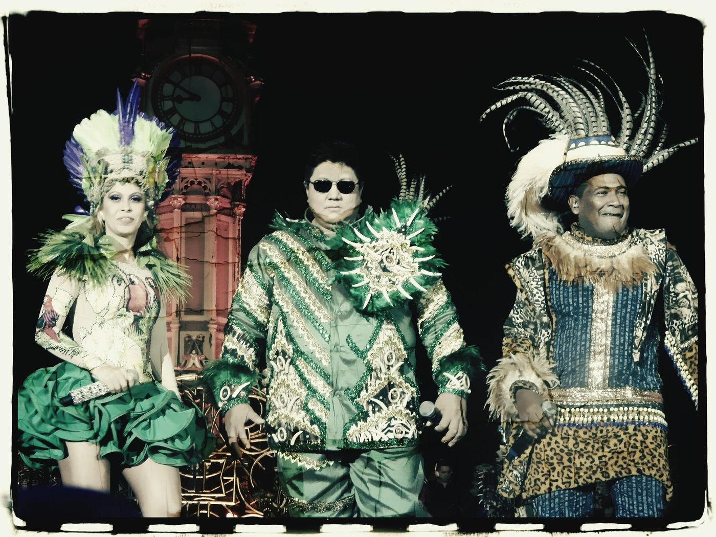 The Human Condition cultura e show Calypso edilson santana e davi assaiagui musica chama guerreira Gravação Do DVD De 15anos De Banda Calypso