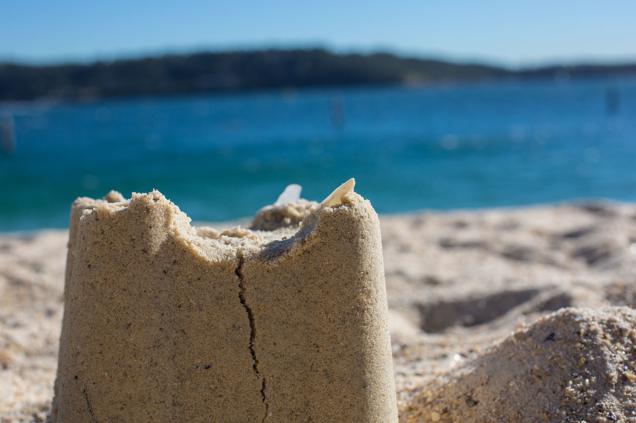Beautiful stock photos of sand, Beach, Beauty In Nature, Close-Up, Damaged