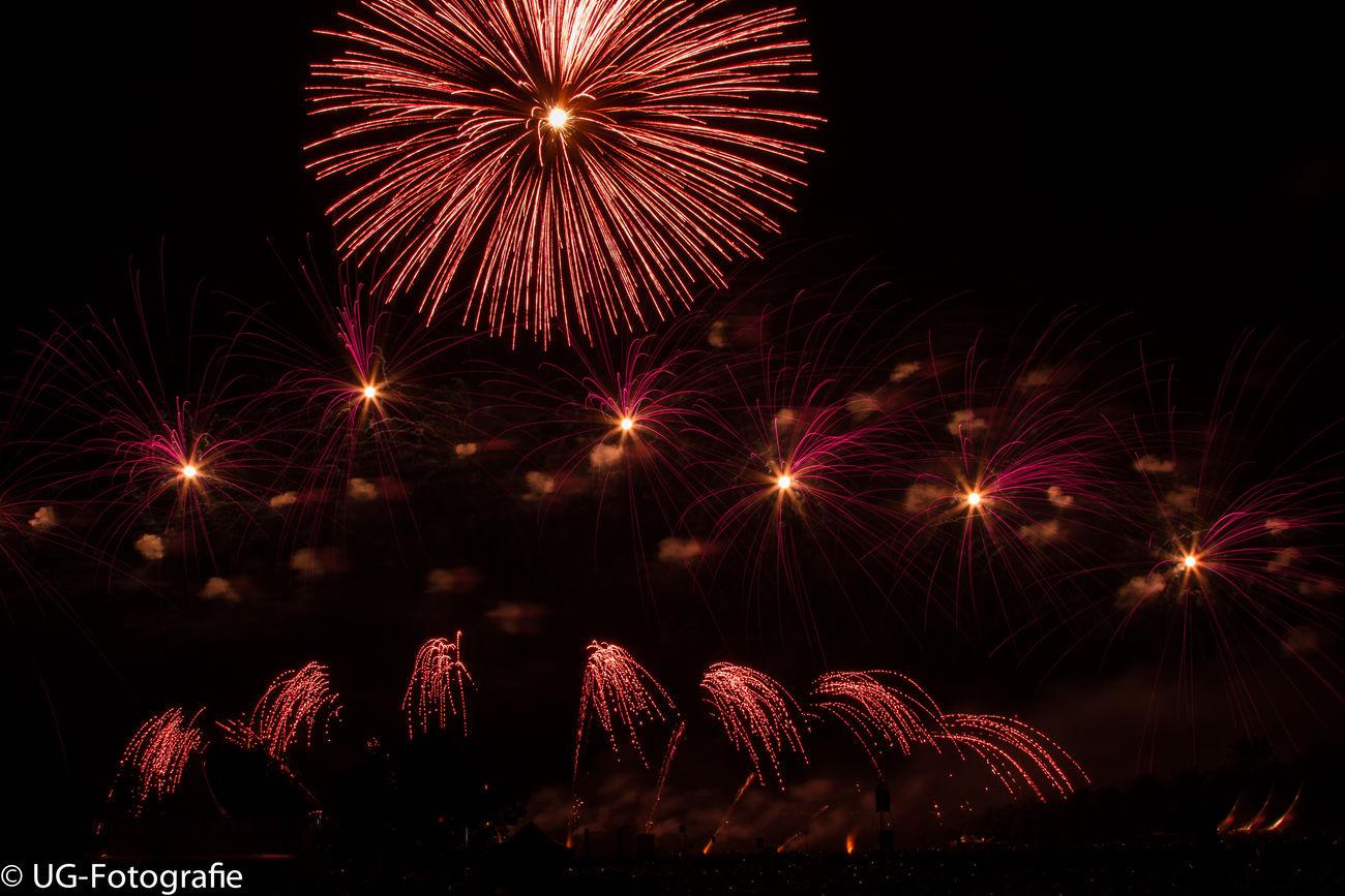 Flammende Sterne 2015 Ostfildern Flammende Sterne Feuerwerk Fireworks