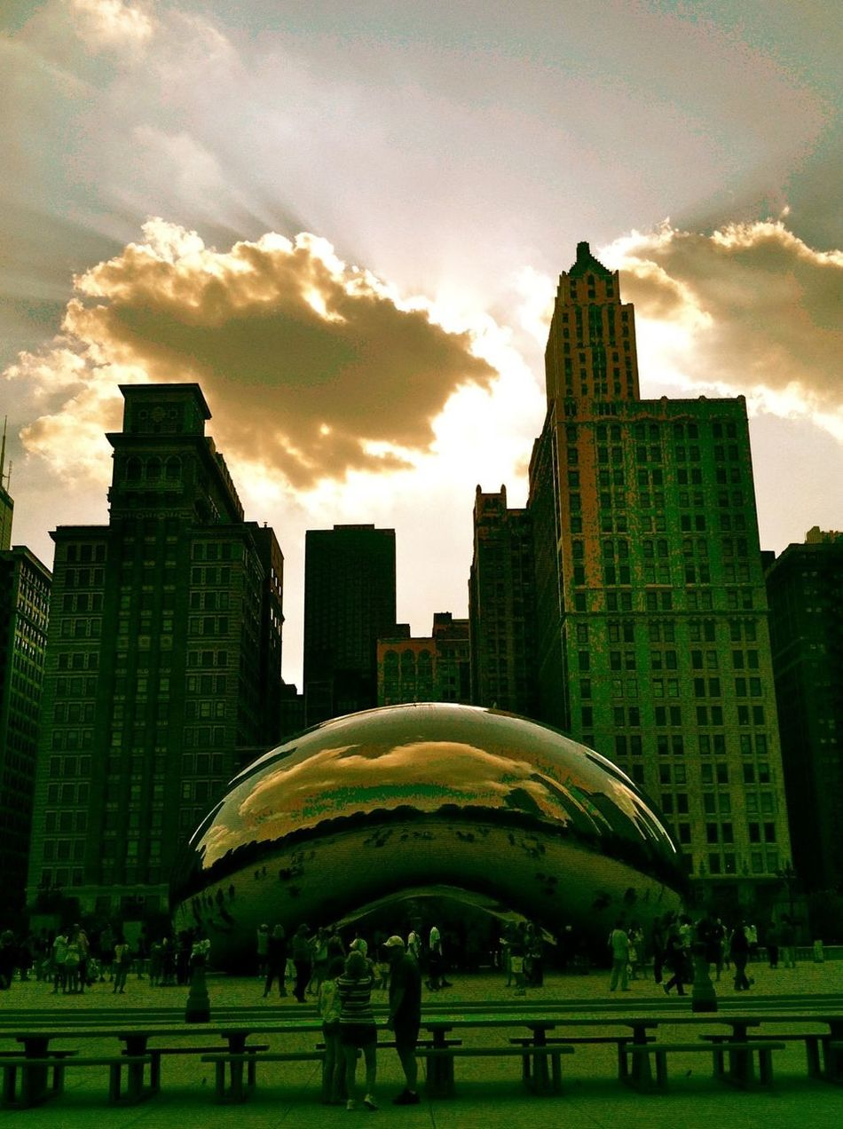GetYourGuide Cityscapes Chicago Thebean