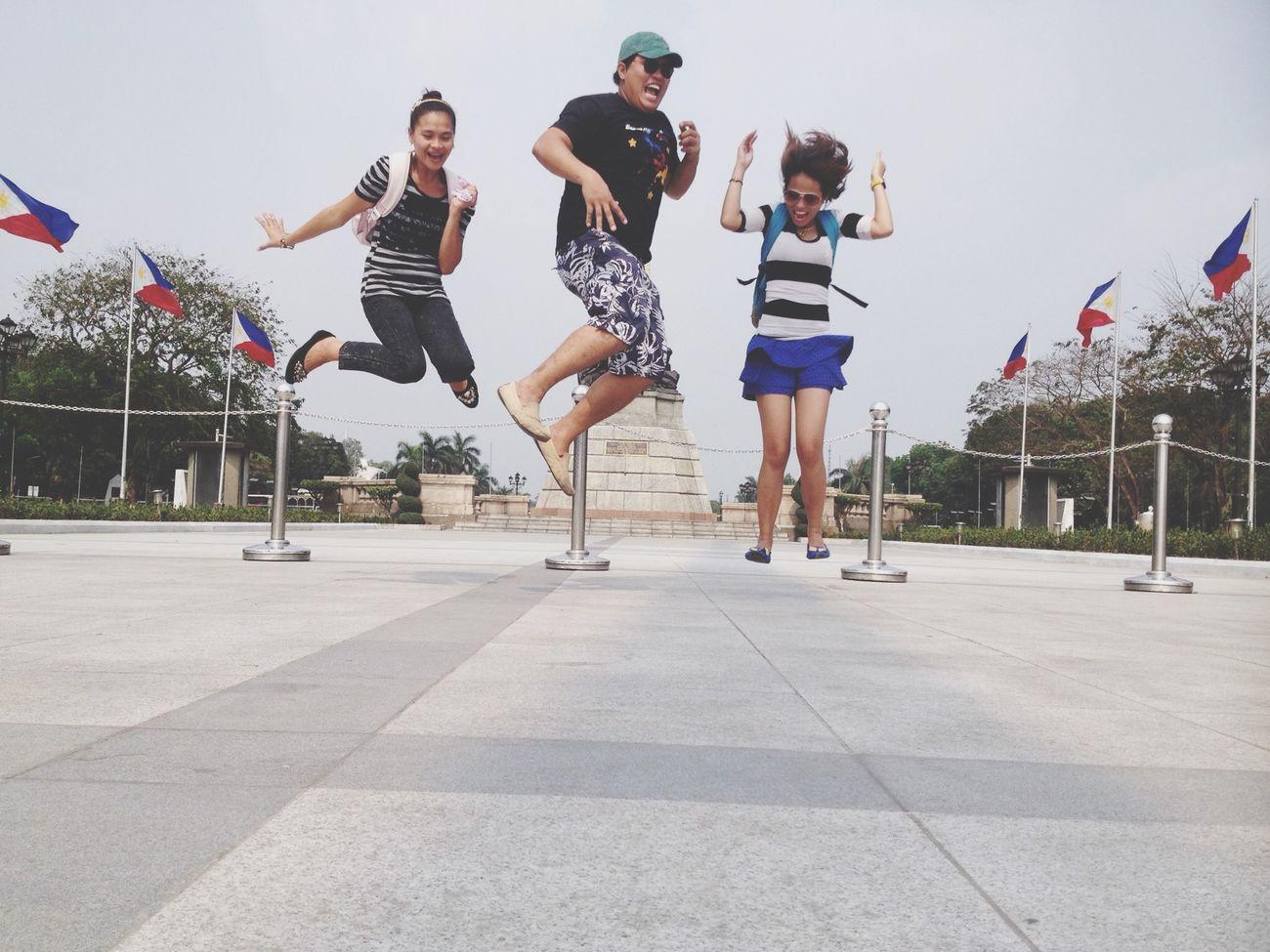 Jumpshot Luneta First Eyeem Photo