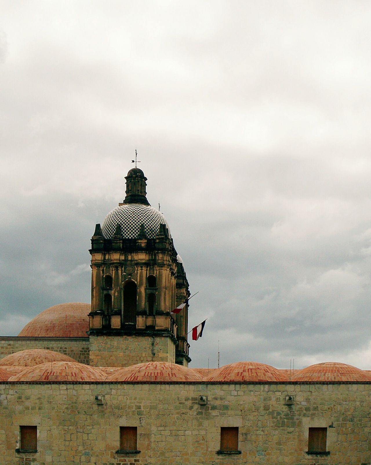 Yomochilero en Oaxaca [Antiguo convento de Santo Domingo | Museo de las Culturas de Oaxaca] Mexico
