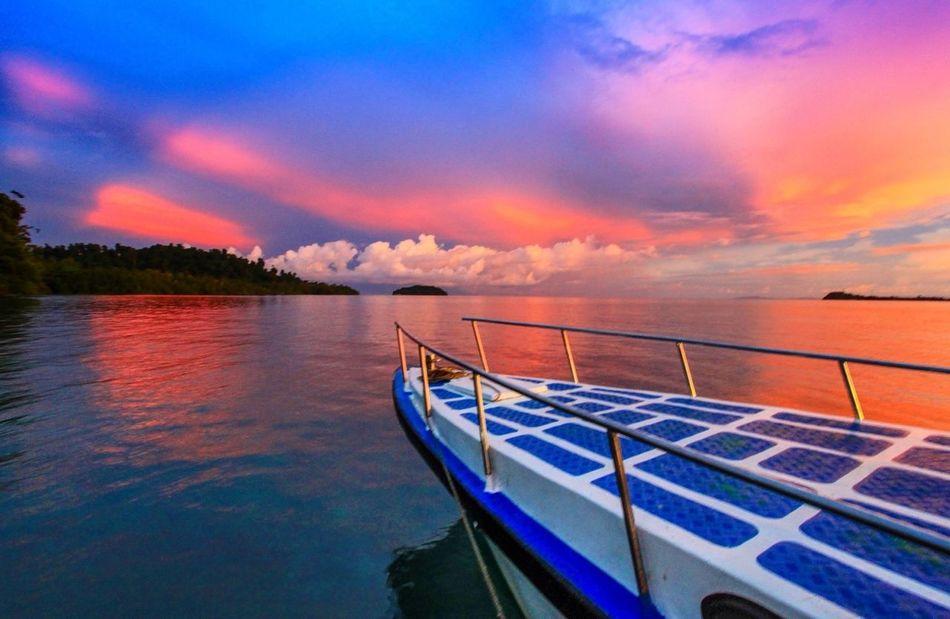 Sunset #iphonesia