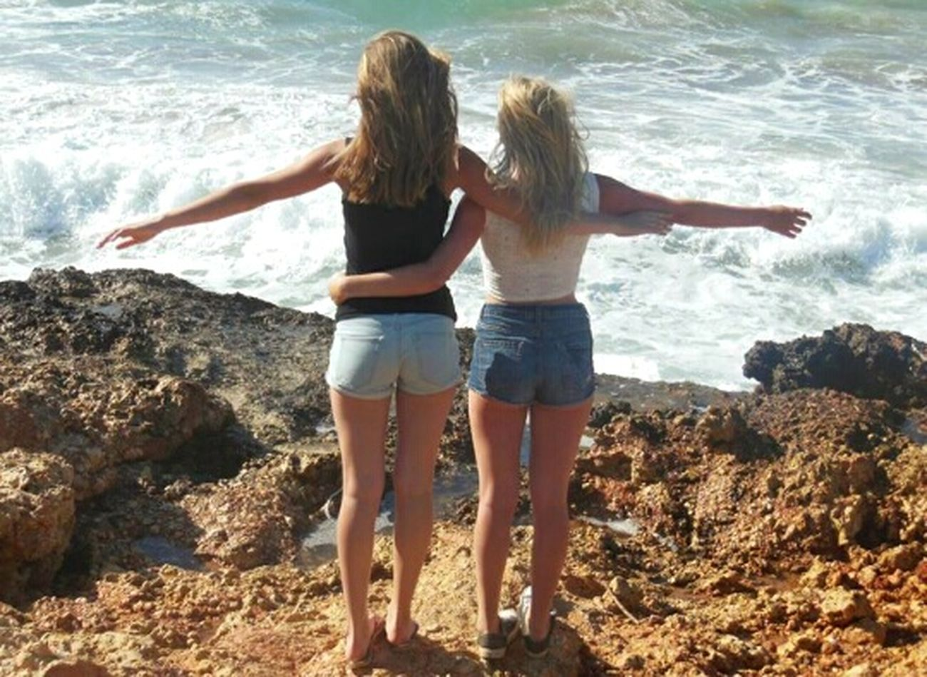 Hi! Greece, Crete Beautiful ♥ Sisterlove❤ Enjoying Life Just Chillin'