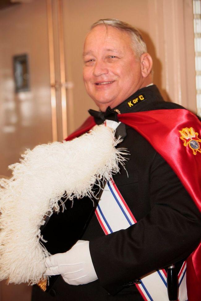 a proud knight Knights Of Columbus Graduation Ceremony Eyeem Graduations Graduate Ceremony ceremony