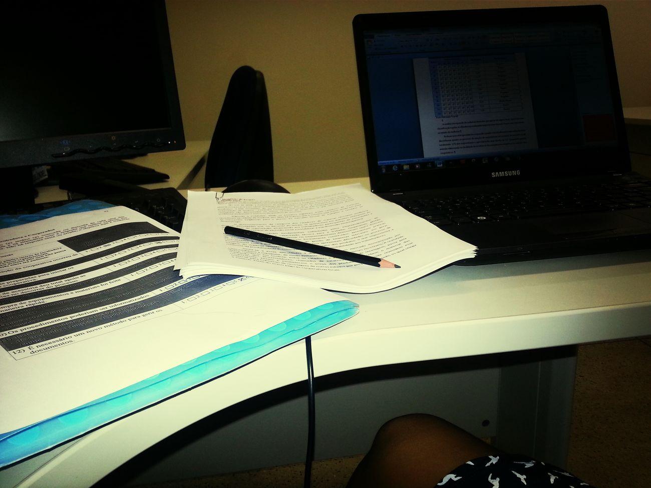 Não ta fácil pra ninguém Learning Studying Tired!