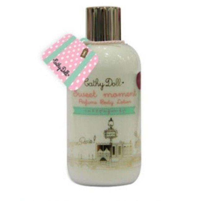 3) Cathy Doll Bonjour Paris Perfume body lotion. 250ml. bau sgt wangi lembutkan kulit lembabkan kulit RM34 EXCLUDE POSTAGE WA:0137471749 Sayajual Visitmyig Visitig Iklanig
