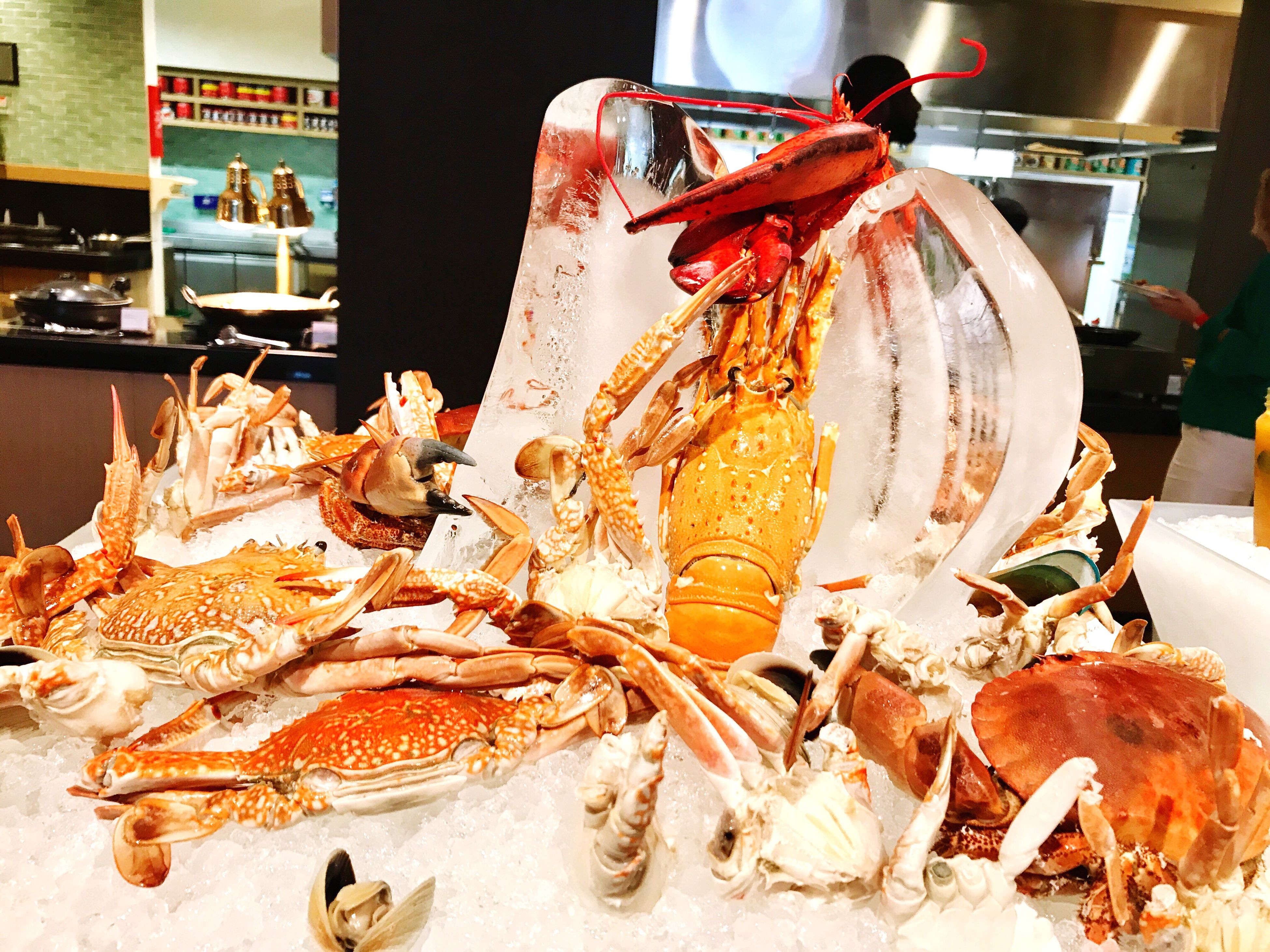 food, food and drink, freshness, seafood, still life, for sale, indulgence, indoors, no people, lobster, close-up, ready-to-eat, day