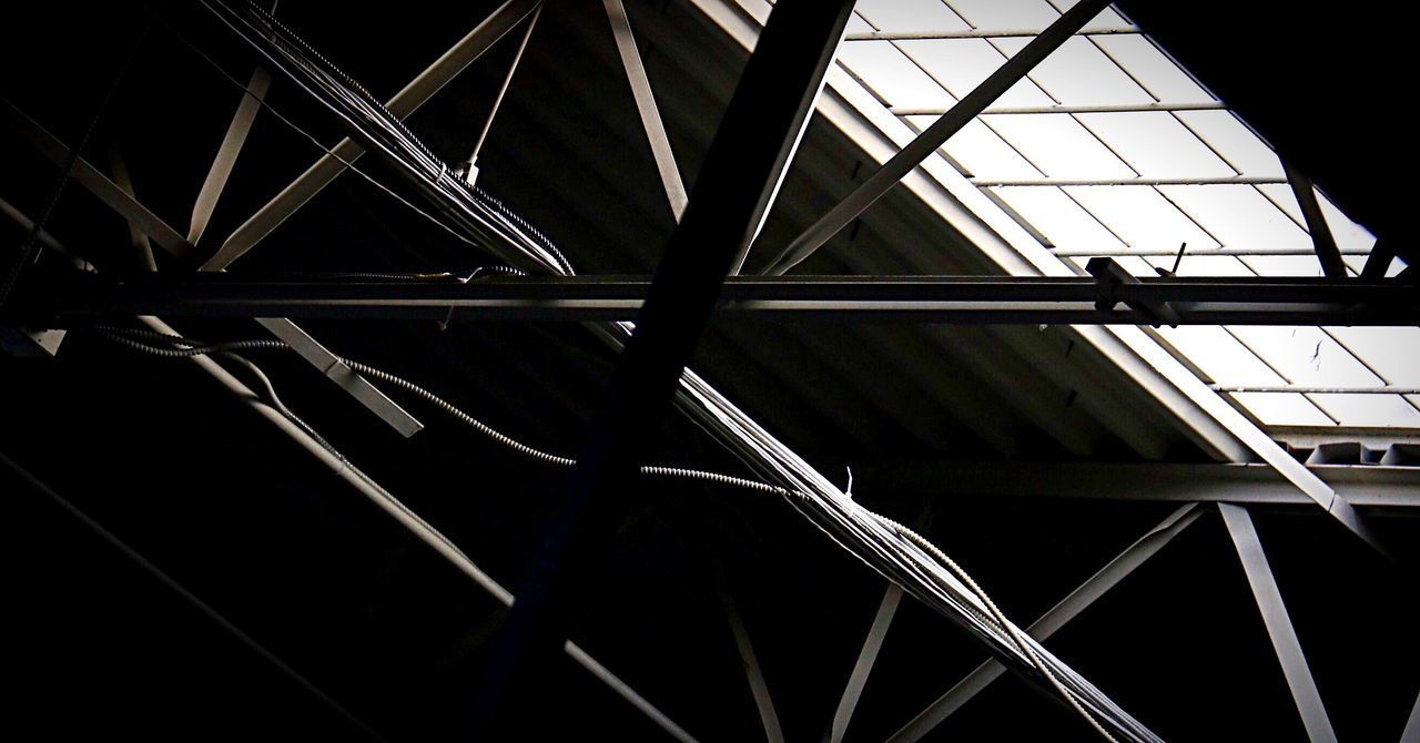 Johnleephotography Built Structure Architecture No People Indoors  Close-up Abstract Modern Shot On Canon Insomniac_collection Lines Shadow Darkness And Light Beams Monochrome Monochrome Photography Angle Up