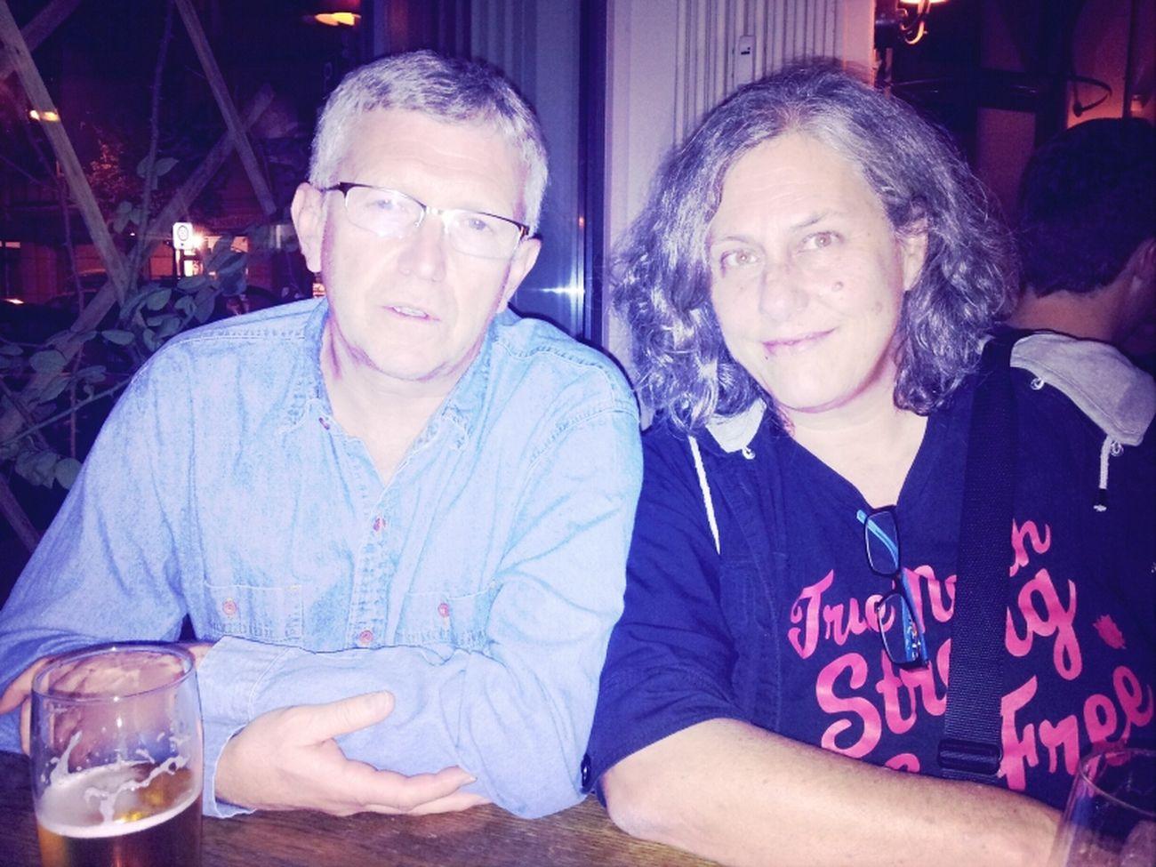 Dad & Margo