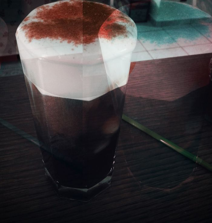 Relaxing Coffee Time Cappuccino ♥ I Like This, What About U