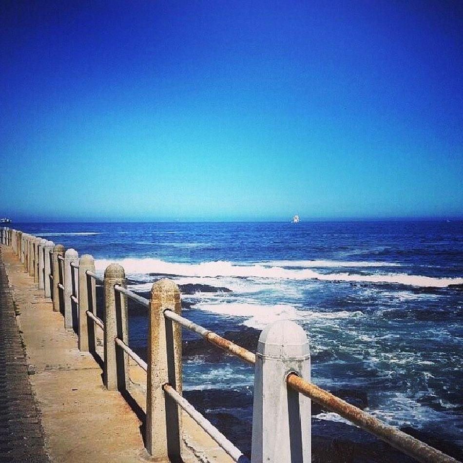 Morning 5km Seapointpromenade PointPromenade Capetown Southafrica MotherCity seapoint sea ChristmasDay