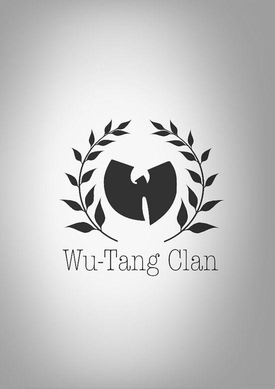 Old School Wu-tang Clan Hip-Hop Logo