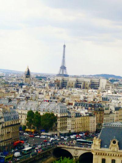 Embrace Urban Life Eiffel tower