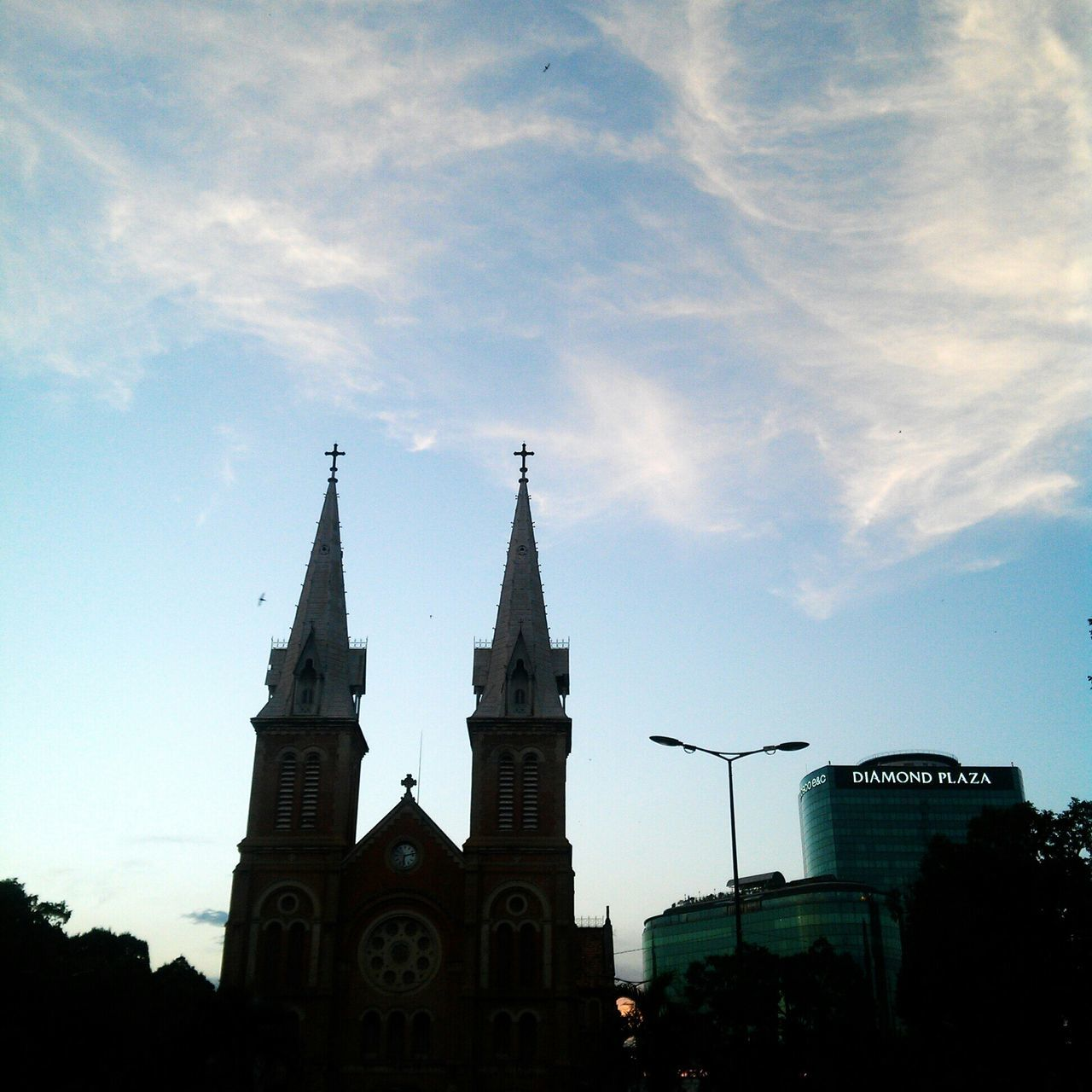 Nhathoducba Hochiminhcity Onmywayhome Nice Weather Nicesky Withfriend