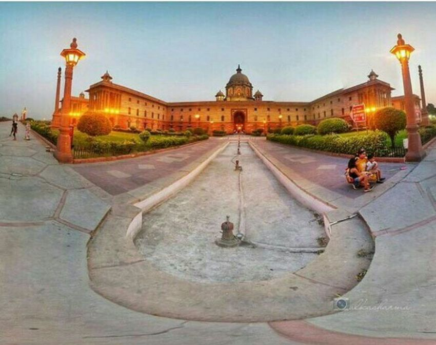 Delhi DelhiGram Hanging Out DilwalokaDelhi President'shouse Rashtrapatibhawan Awesometake Eym Best Shots happyme😉😉 Worldcaptures Worldbestgram 😆😎