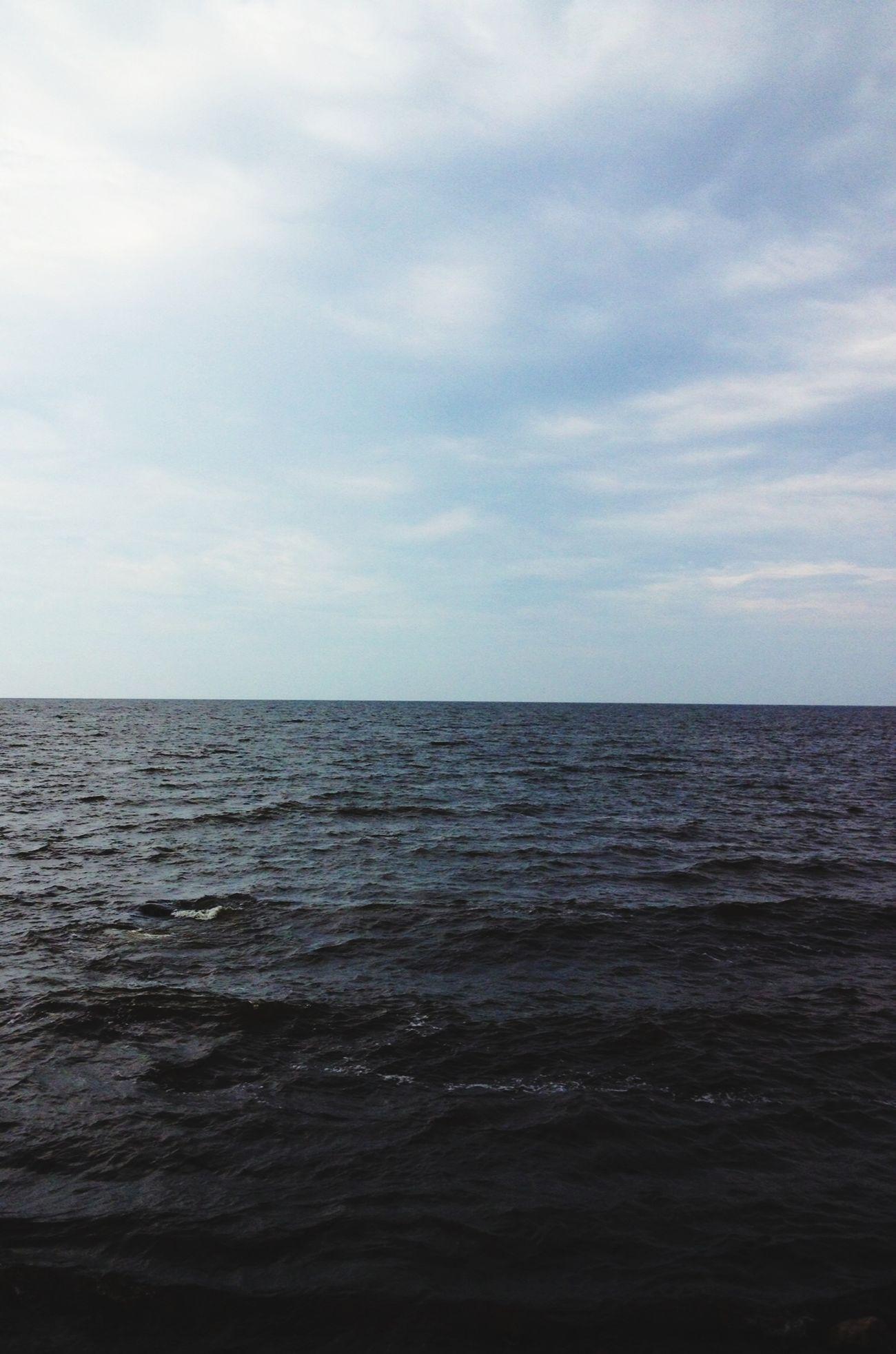 Futile First Eyeem Photo Senic Ocean