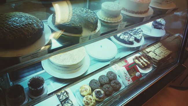 Cakes Mouth Watering Goodies Yummy