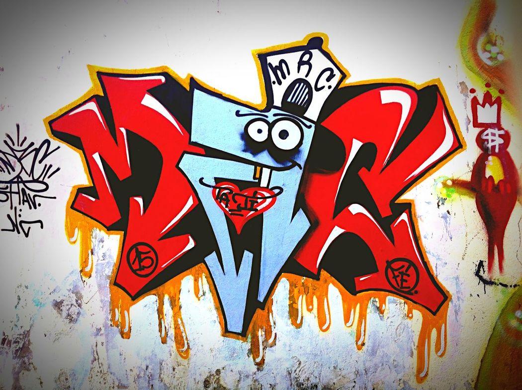 Make Magic Happen Hello World Vandal Vandalism Bomb