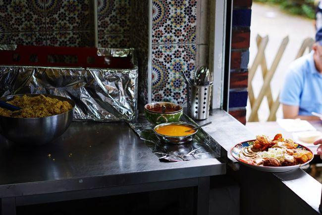 Fast Food Falafel Halloumi Restaurant Streetfood Schawarma
