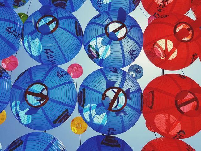 Colors Celebration Busan,Korea Cultura East Temple Religion Travel Tradition Outdoors Buddha Lantern Lanterns Festival Festival Season Close-up Neon Life EyeEm Selects 燈籠 佛