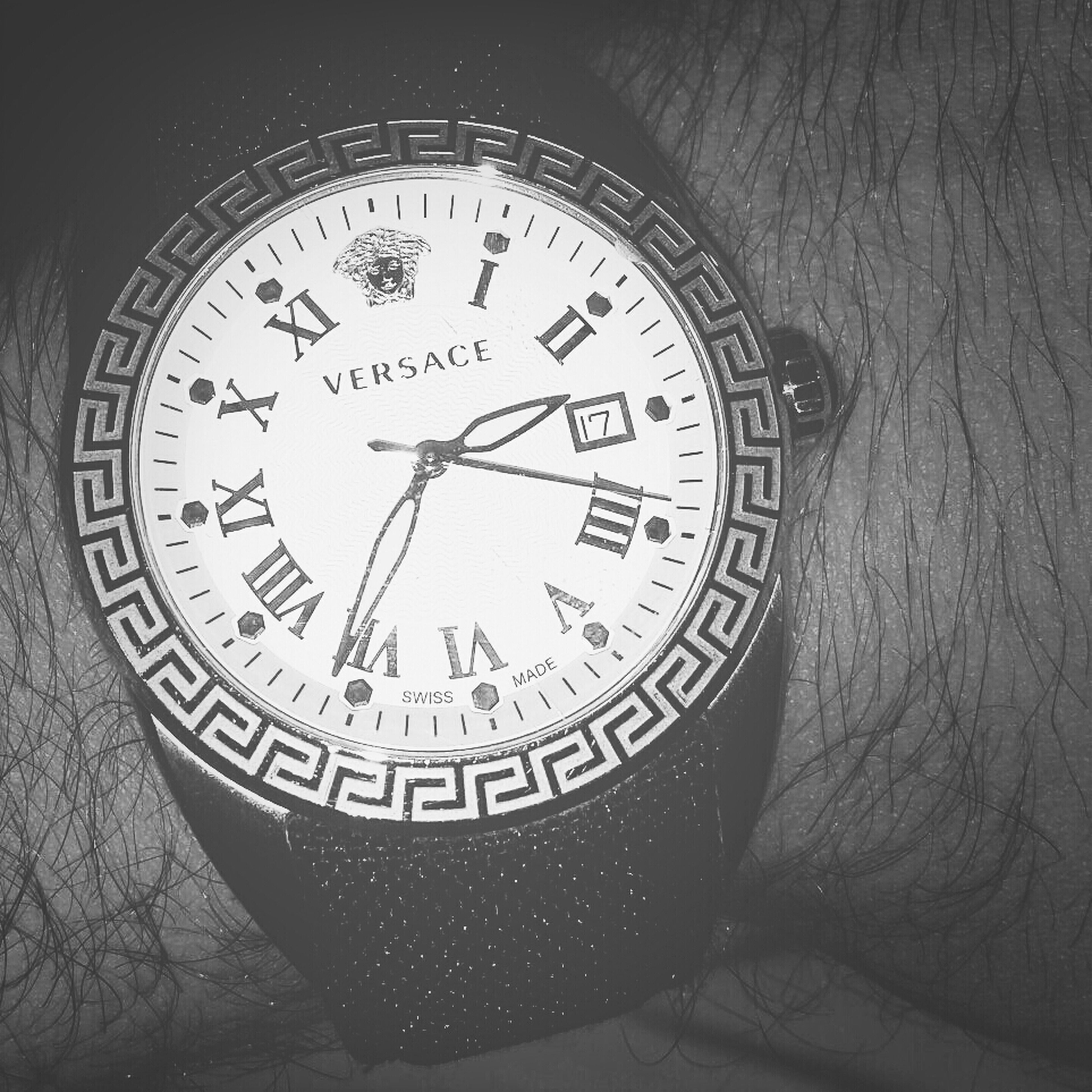 time, clock, number, communication, clock face, text, circle, minute hand, accuracy, instrument of time, wall clock, close-up, indoors, roman numeral, western script, single object, low angle view, geometric shape, no people, old-fashioned