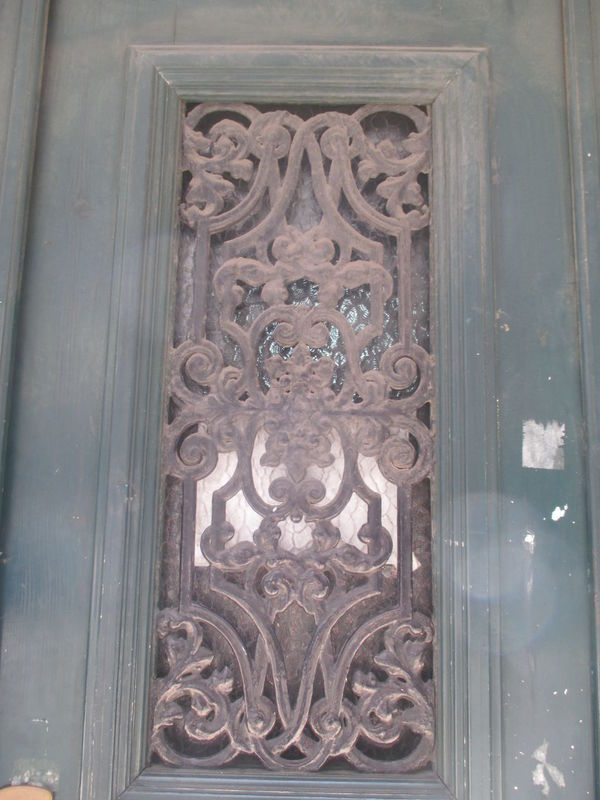 Architecture Close-up Day Detail On The Door Detail Photography Dirty Doors Door Entrance Entrance Door Indoors  Interesting Ornaments Iron Ornaments No People Old Architecture Old Beauty Old Buildings Old Door Old Door In Lisbon Old Doors Old Ellegance Old-fashioned Ornaments On The Doors Pale Colors Sophistication Symetry