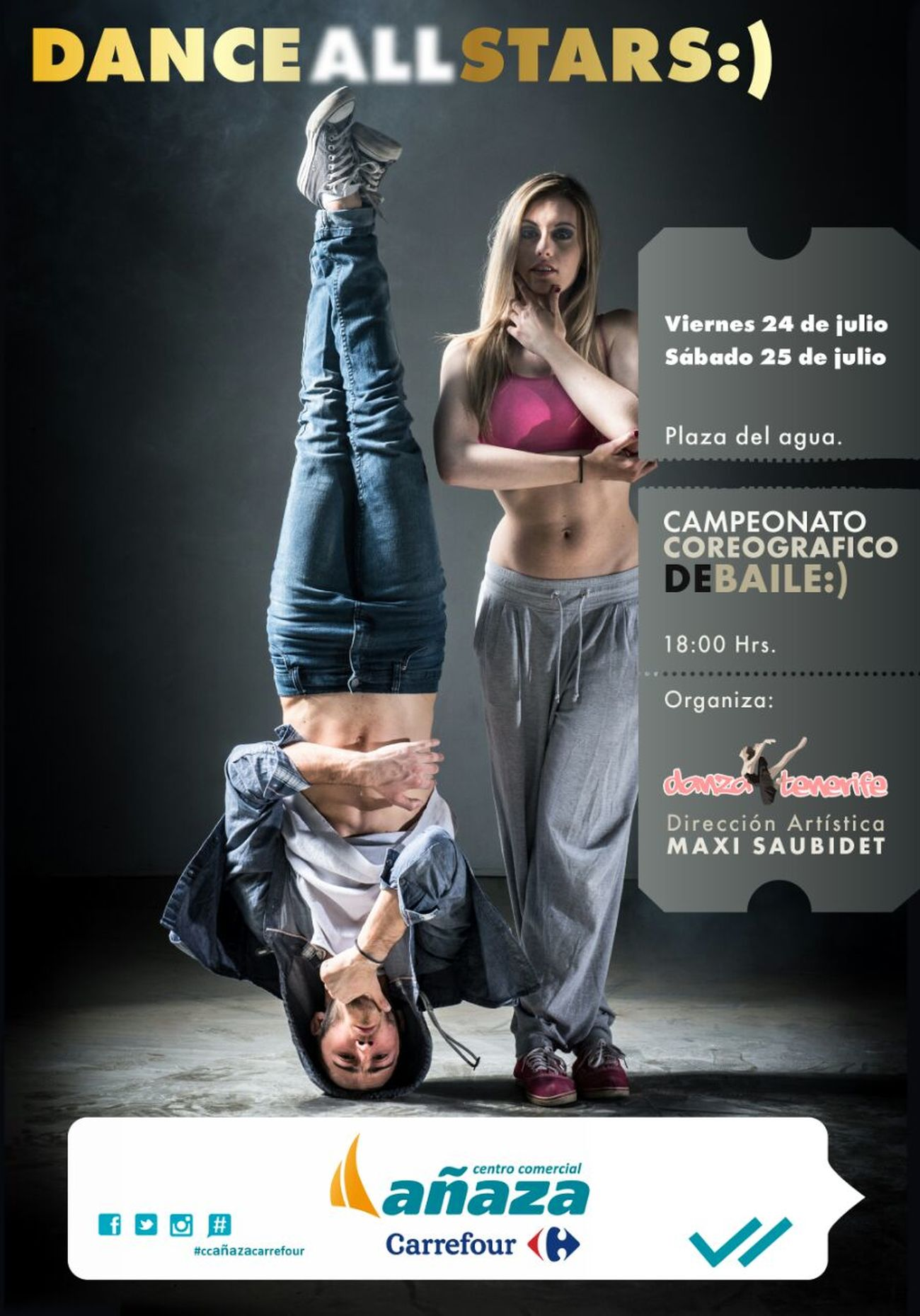 Info 646299764 Danza Tenerife