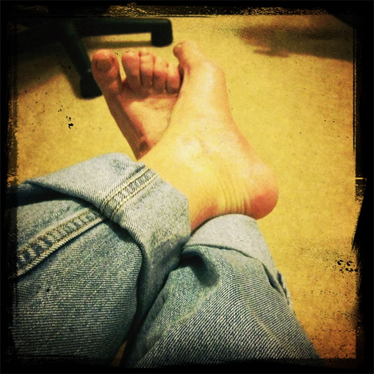 My Feet Are Awesome