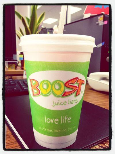Boost Juice!