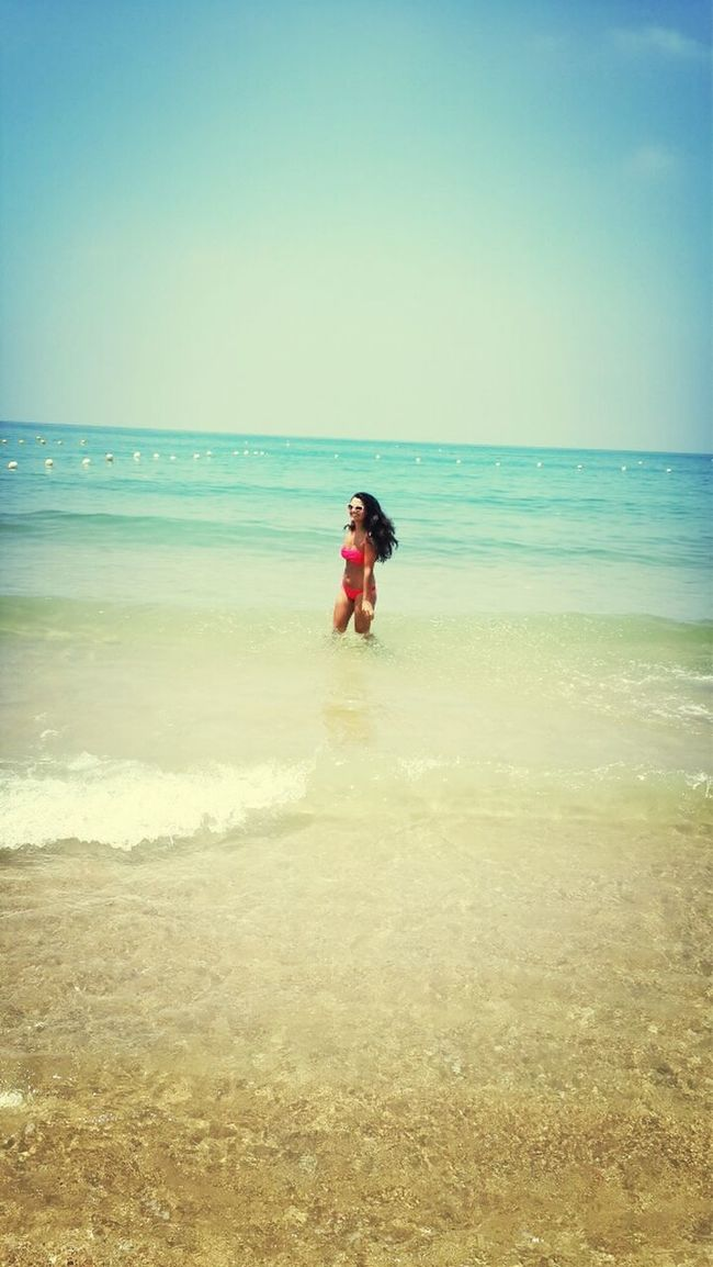 Enjoying Summer Summer Time ☀ On The Beach