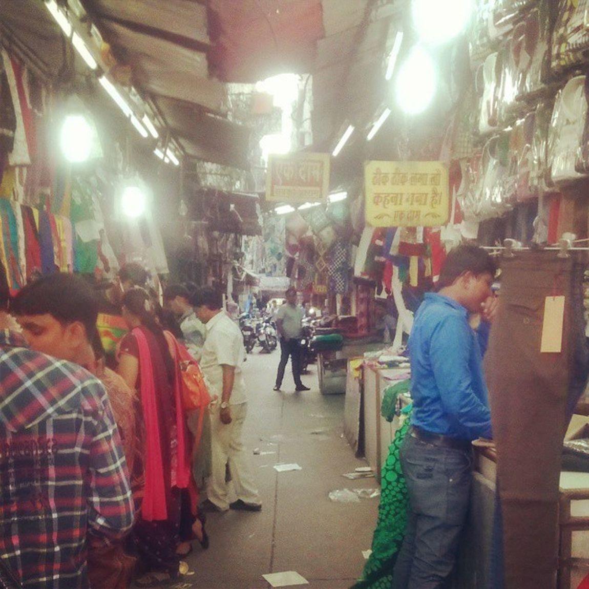 A City Within a City Karolbagh Newdelhi ClothMarket