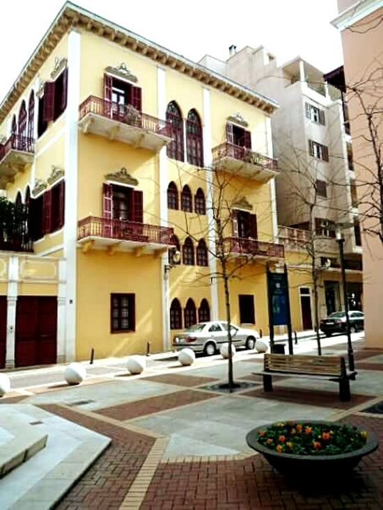 Downtown Beirut Lebanon Memories CityWalk Dreamhouse Ilovethiscity 2010 Beiruting