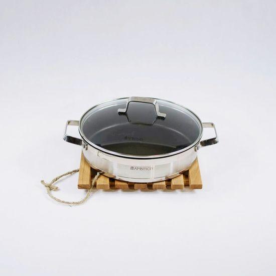 Wooden Pot Pads Woodenbox Myslenice Krakow Homedecor Homemade Woodworker Woodwork  No People Gold White Background Clock Face