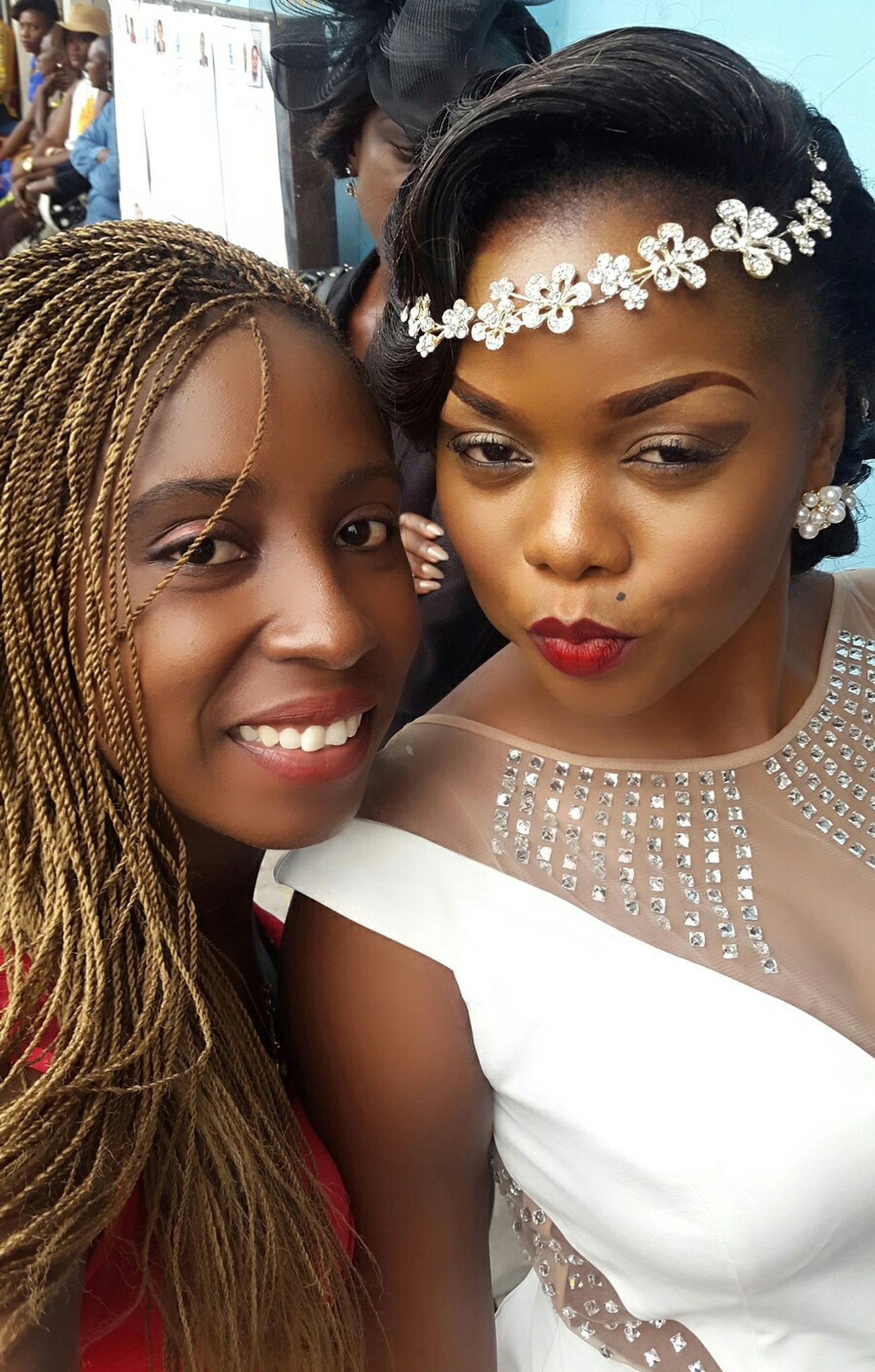 Enjoying Life Wedding Wedding Photography Kinshasa Civil Wedding  Drcongo Beautiful Beautiful Day Happy Time Congratulations Darling Proud of you.