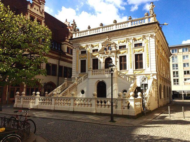 Historical Building Traveling Travel Photography Eye4photography  OpenEdit Germany Leipzig Good Times History City Life EyeEmBestPics