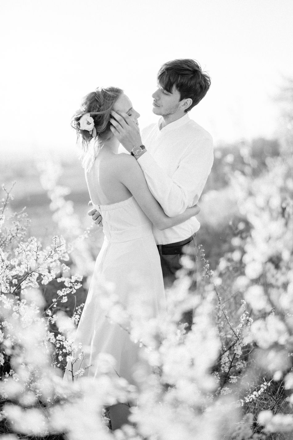 Portrait Wedding Two People Beautiful People Romance Happiness Smiling Togetherness Couple - Relationship