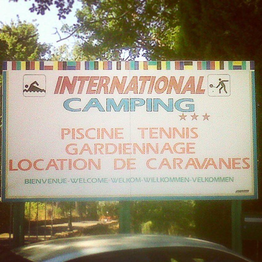 L'un de mes endroits favoris DéfiInstagram MyLittleApp J24 Camping Vacances Été Latergram
