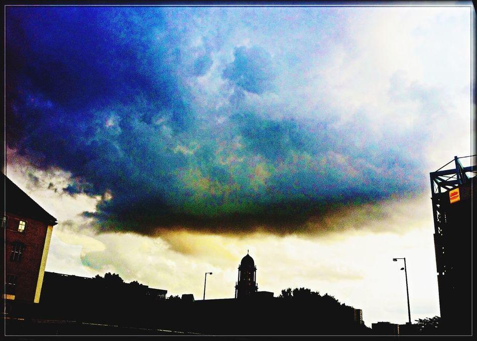 Clouds And Sky   Skyporn   Clouds @ Grunerstraße 11, 10179 Berlin