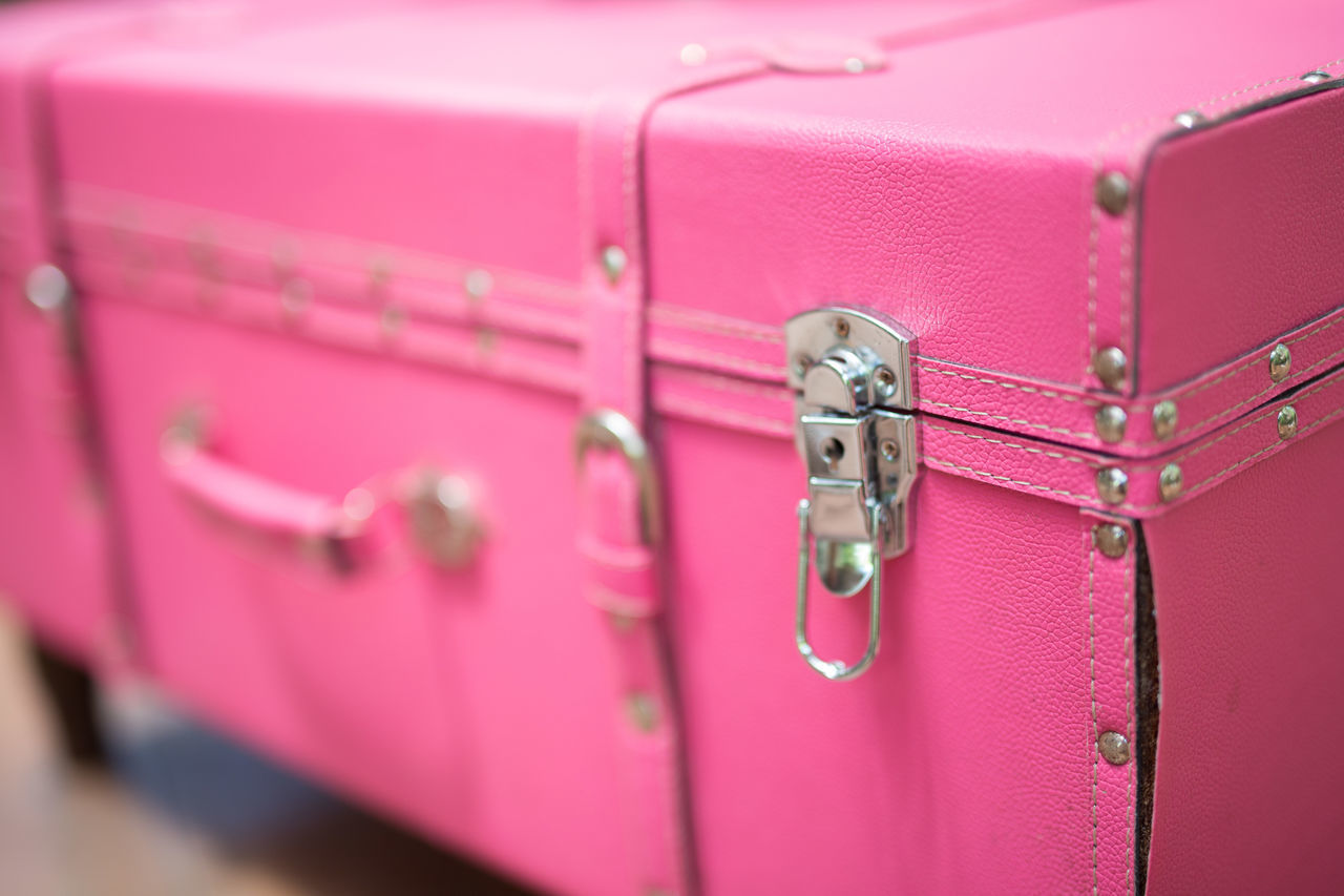 Beautiful stock photos of pink, Close-Up, Container, Focus On Foreground, Handle