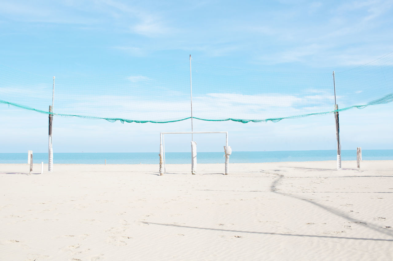 Beautiful stock photos of strand,  Beach,  Beach Volleyball,  Beauty In Nature,  Cloud - Sky