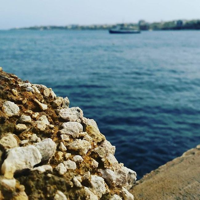 🌊🚢 Malta Xemxija Peaceful
