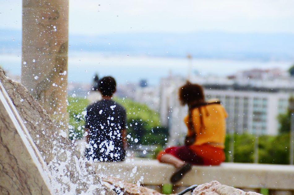 Morning in Lisboa Lisboa Lisboa Portugal Lisbon Wather Monument Streetphotography People Shooting Focus Bulr Wallpaper